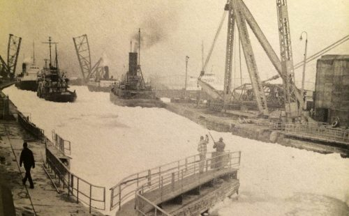 Soo Ice Jam of 1953