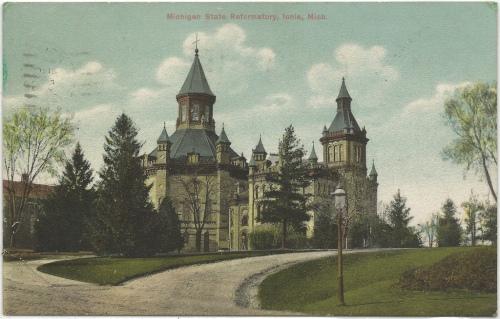 Ionia Michigan Insane Asylum