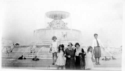James Scott Memorial Fountain 1932
