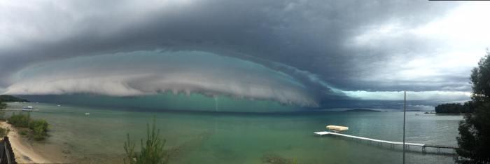 Old Mission Storm Cloud