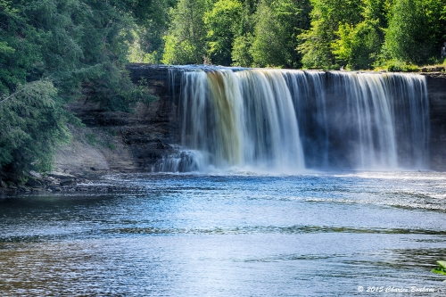 Tahquamenon Falls Thursday