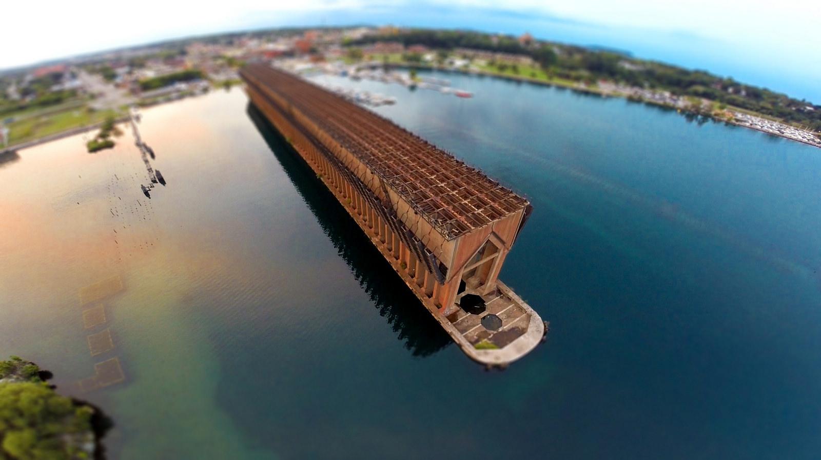 Marquette Lower Harbor Ore Dock