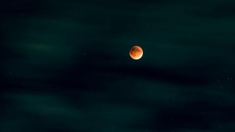 Super Blood Moon Eclipse