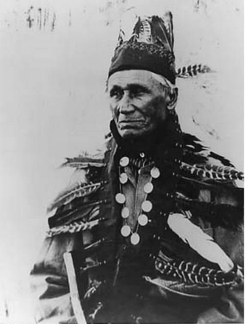 Chief Kawbawgam
