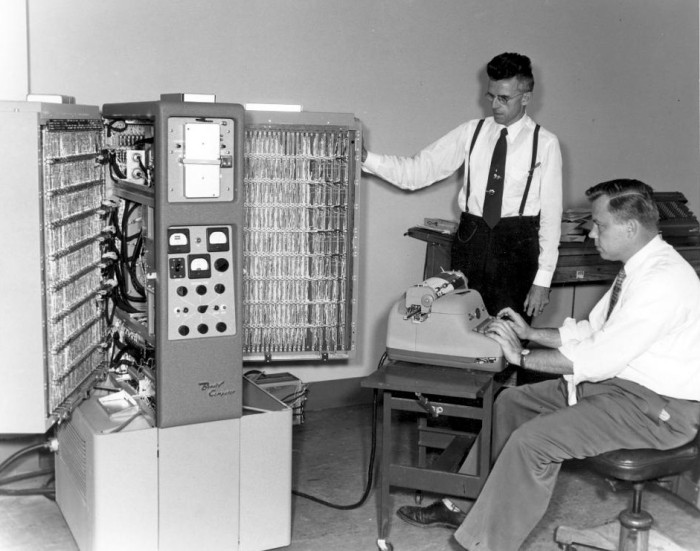 Computers in the 1950s