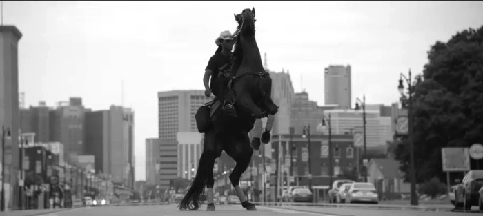 Durell Robinson MotorCity Horsemen