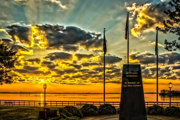Veterans Memorial Wyandotte