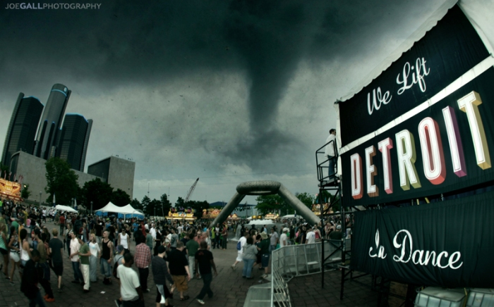 Detroit Tornado