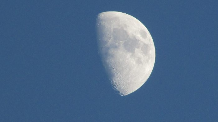 Moon December 18 2015