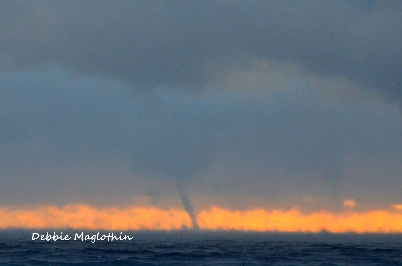 Cold Air Funnel Cloud II