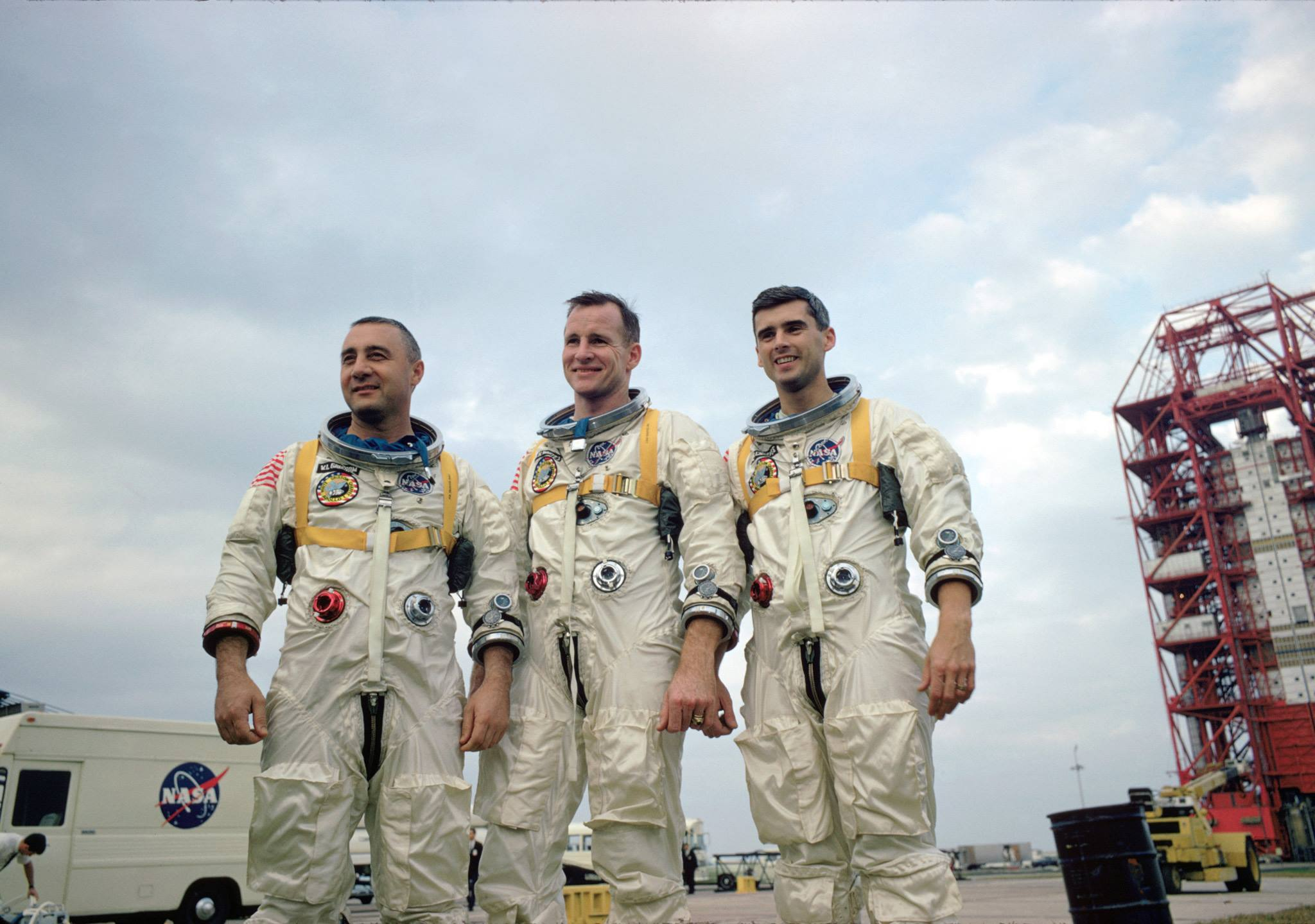Remembering the Crew of Apollo 1