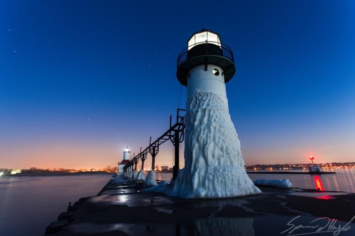 Blue Hour at the St Joseph Pier