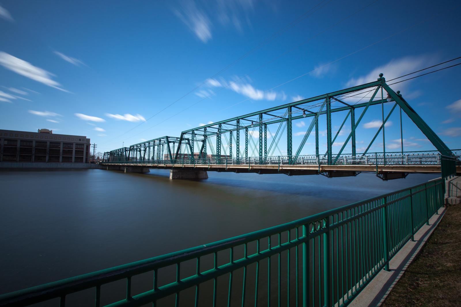 Built for Horses Sixth Street Bridge Grand Rapids