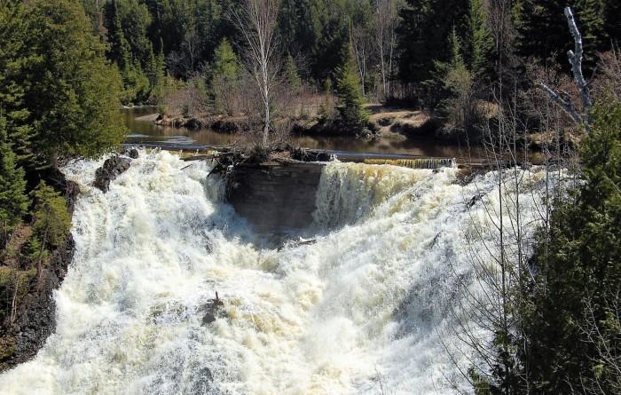 Keweenaw Waterfall