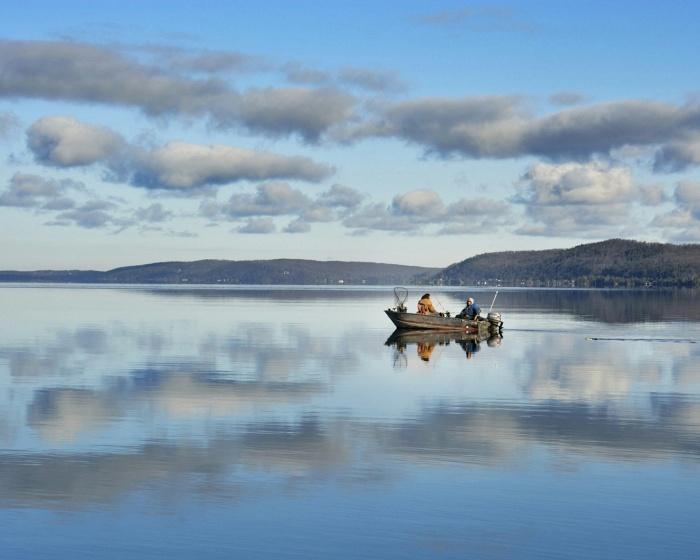 Fishermen by Noah Sorenson