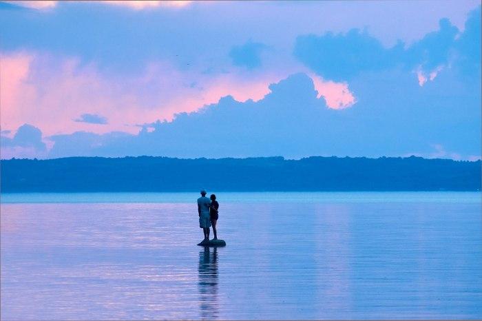 Sunset on Grand Traverse Bay