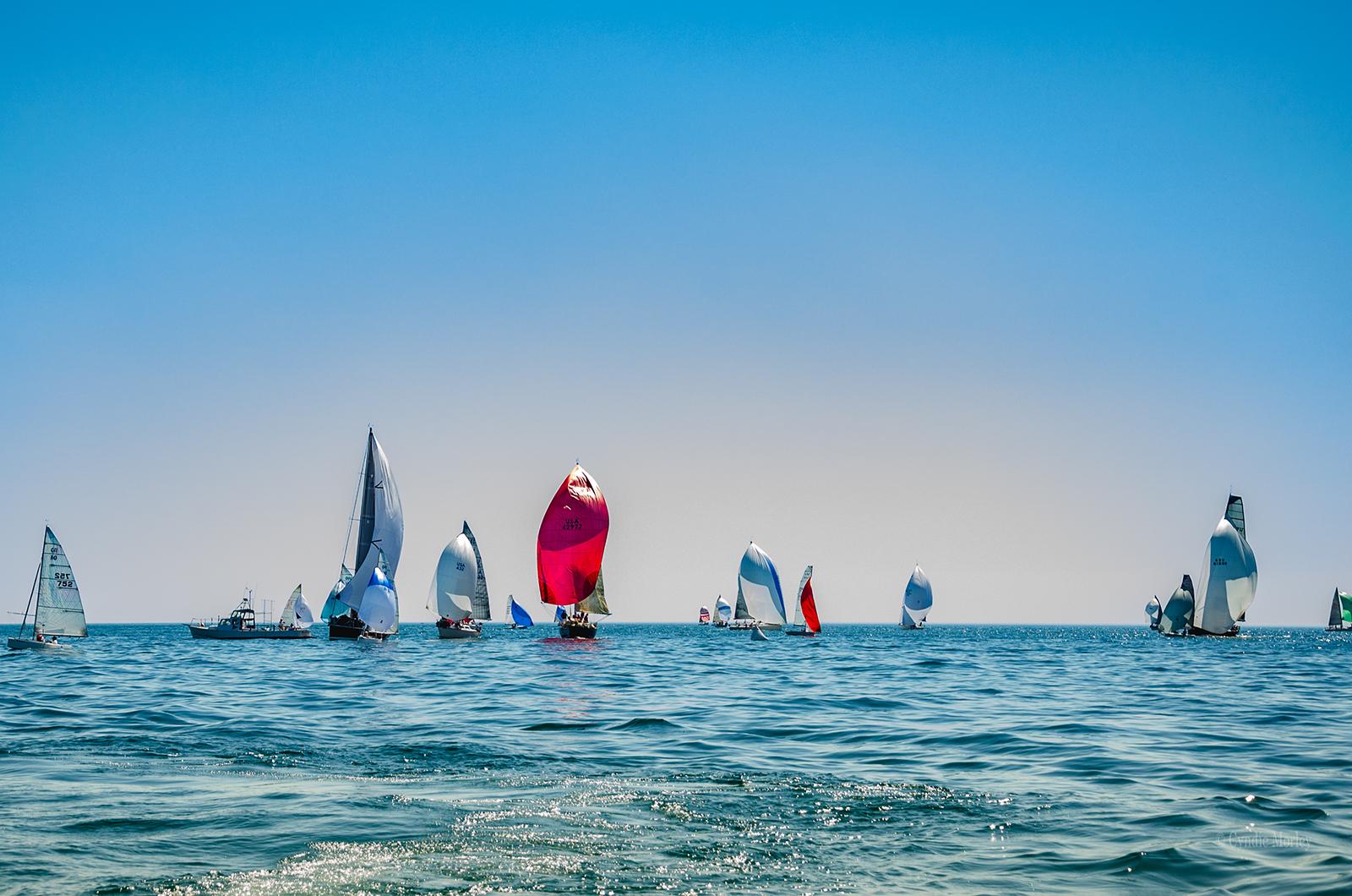 Holland, Mi  Sailboat City by Cyndie M