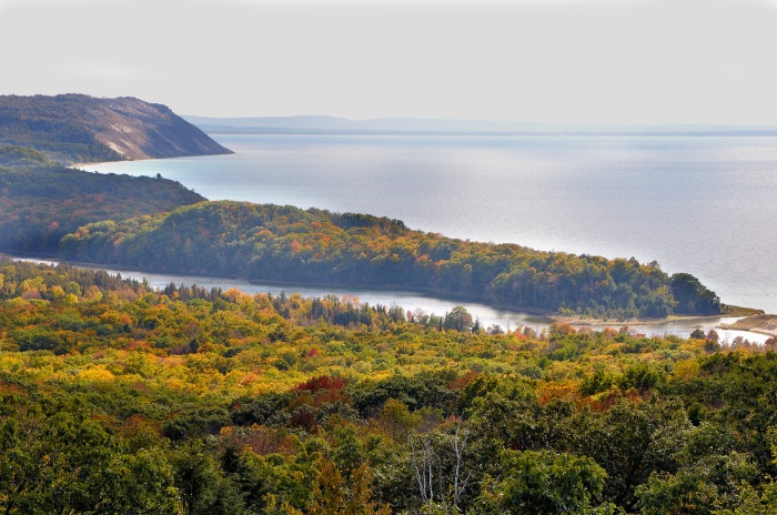 North Bar Lake Sleeping Bear Dunes