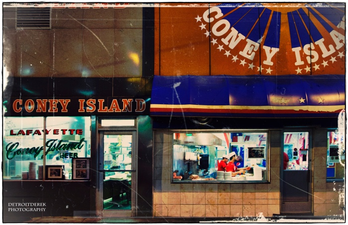 On Any Given Night Lafayette Coney Island