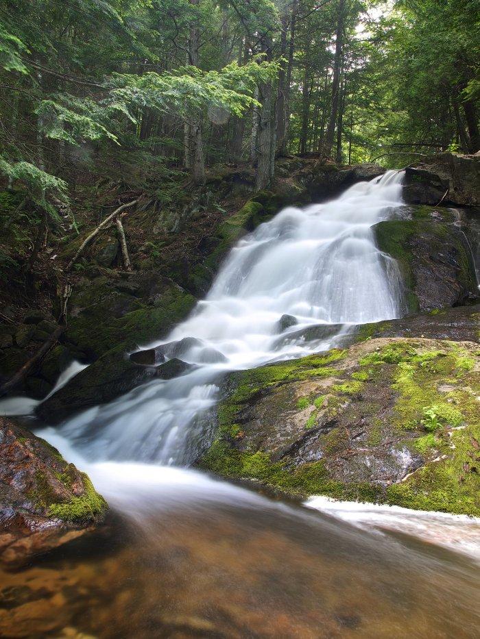 Alder Falls Marquette Michigan