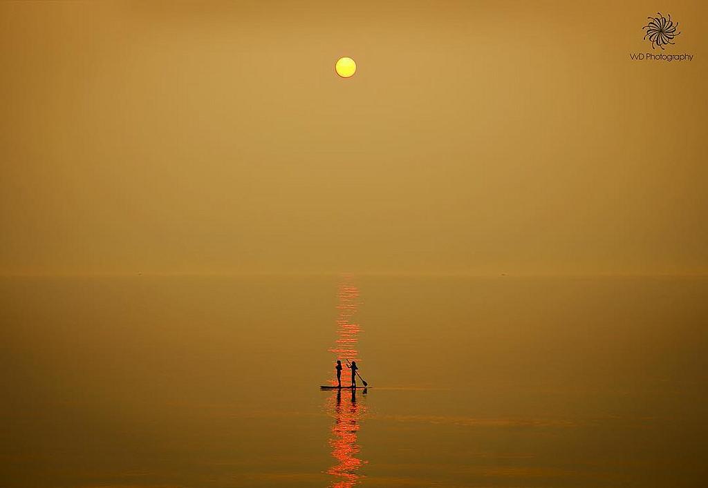 Lake Michigan Paddleboarding