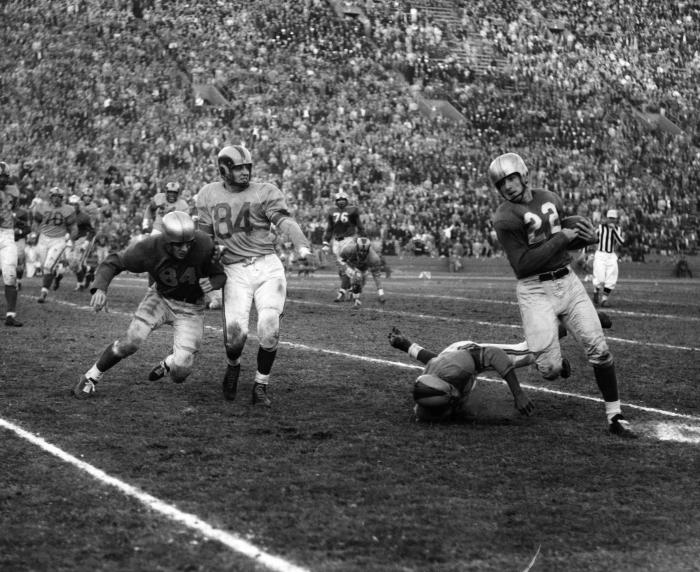 Bobby Layne Detroit Lions