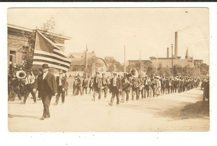 Parade, Copper Miners' Strike, Calumet, Michigan, 1913