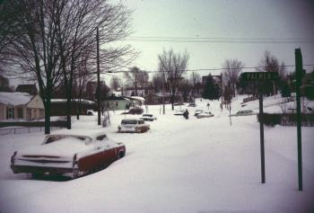 Remembering The Michigan Blizzard Of 1978 Michigan In Pictures