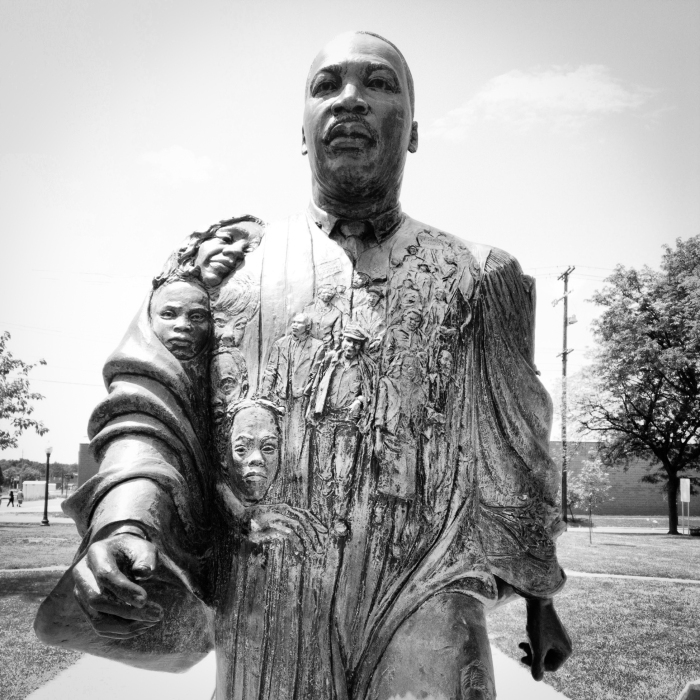 Martin Luther King Park Kalamazoo