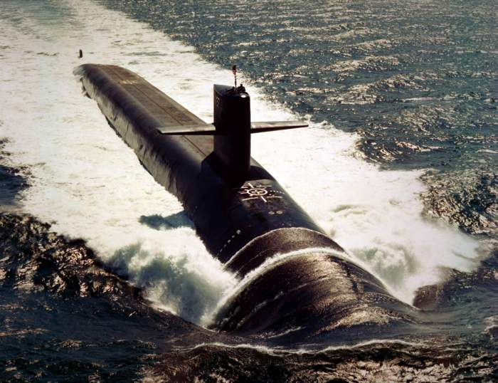 1982 : Third USS Michigan Commissioned by U.S. Navy