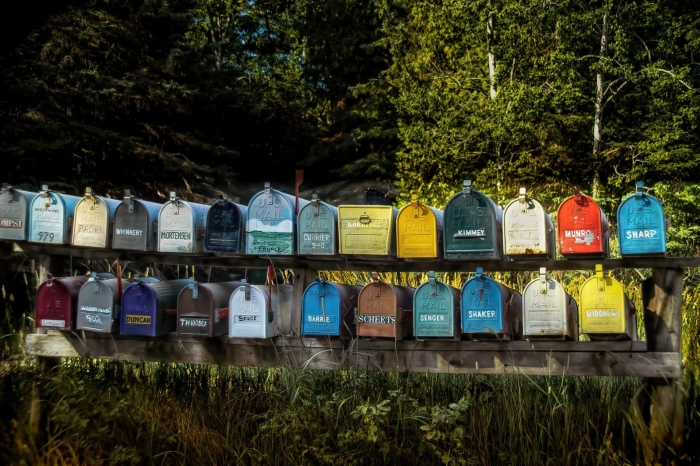You've Got Mail by James Korringa