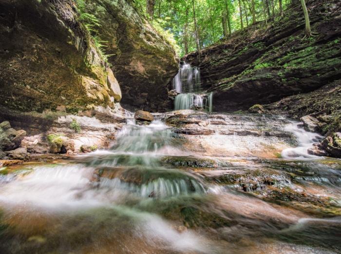 Horseshoe Falls by Greg Jarman