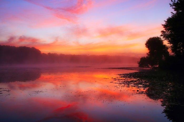 Sunrise by David Juckett