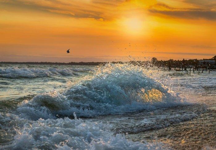 Lake Huron by Kare Hav
