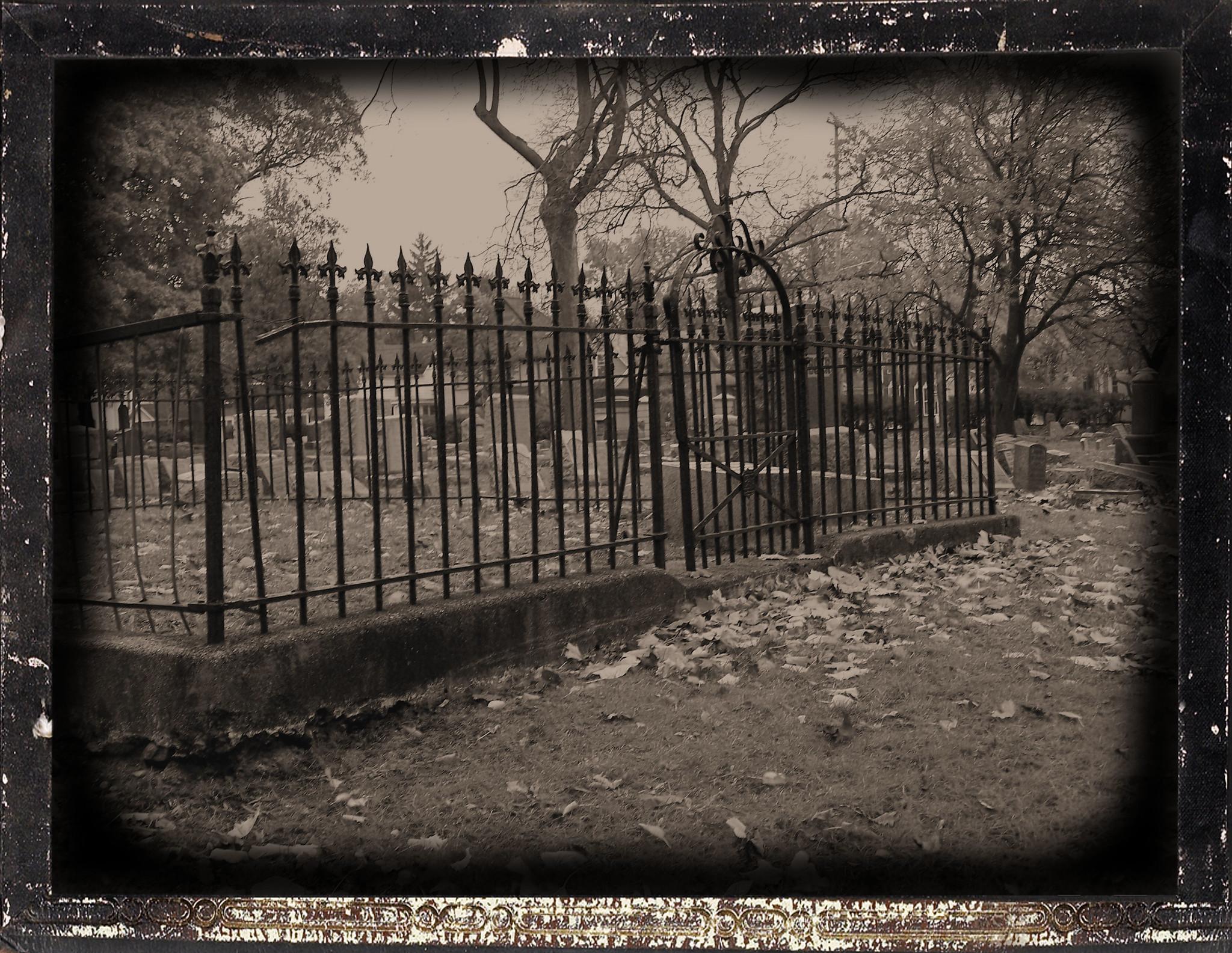 Fulton Cemetery by Tom Syrba