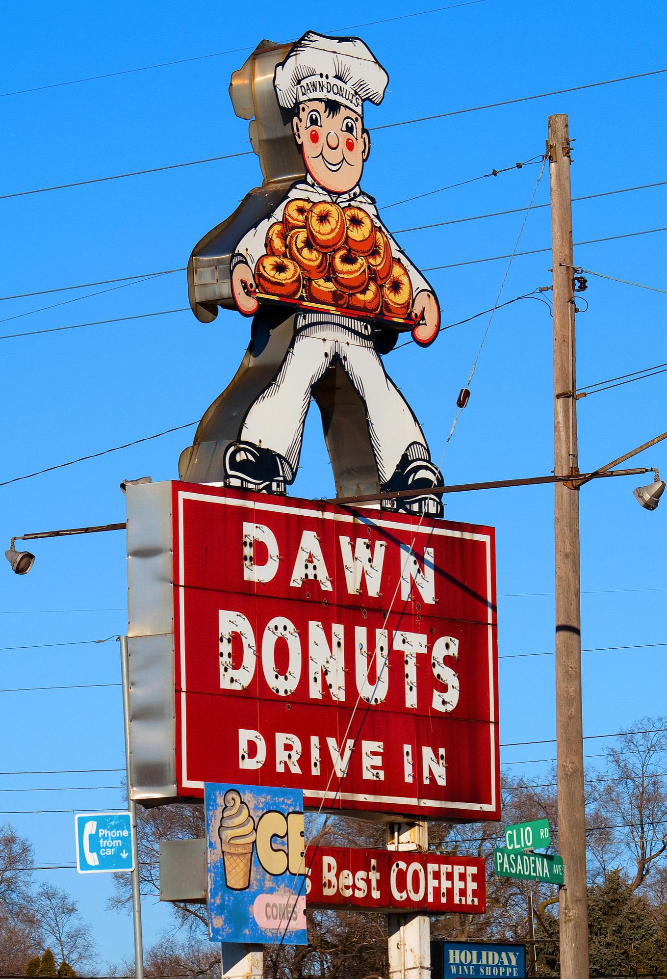 Dawn Donuts by scott_z28