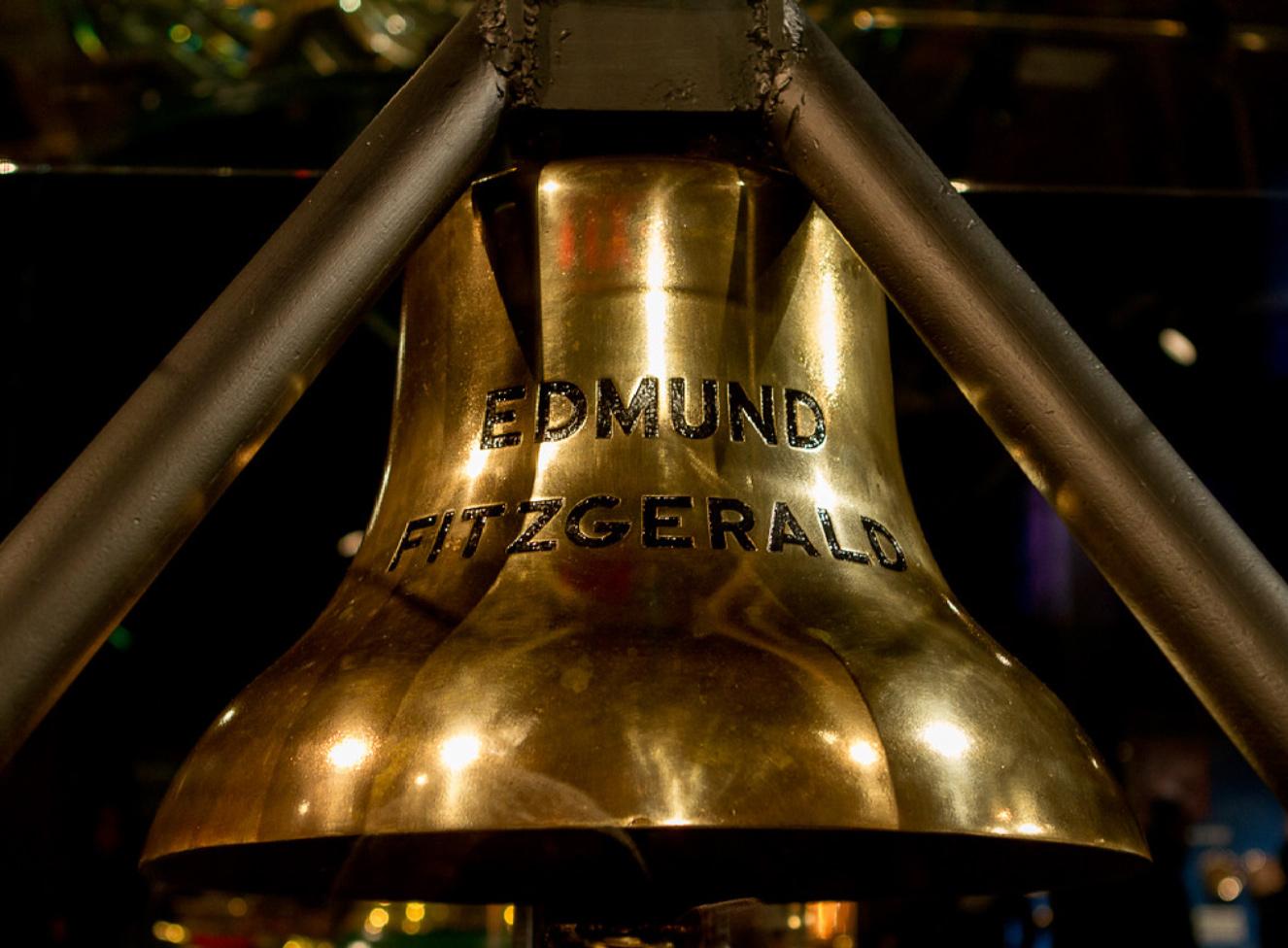 Ship's Bell by Bill