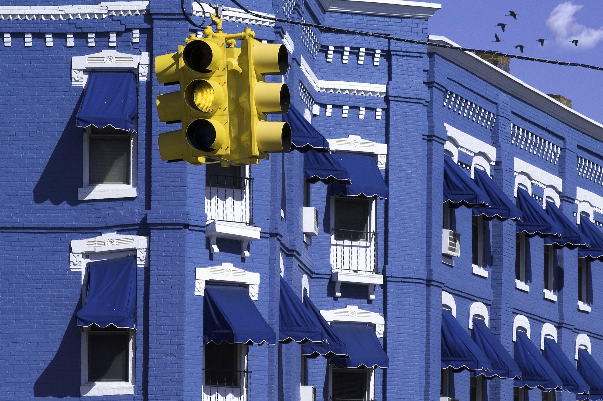 Yellow Light by fotoman91