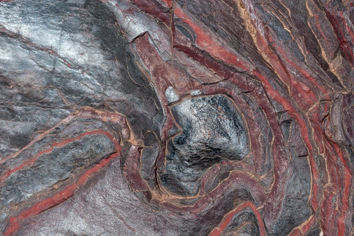 Banded Iron Formation by Linda Grashoff