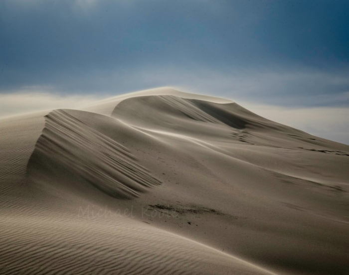 Silver Lake Dunes by Michael Koole