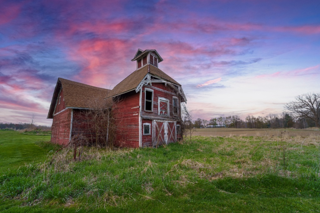 Afton…now and then | Michigan in Pictures