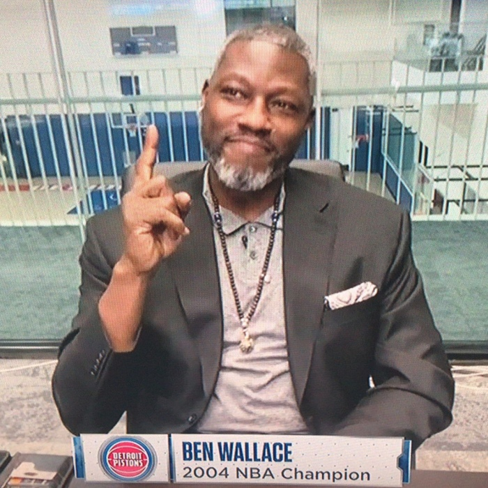 Ben Wallace, Number 1 Pick