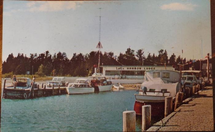 Presque Isle Harbor by John Hart