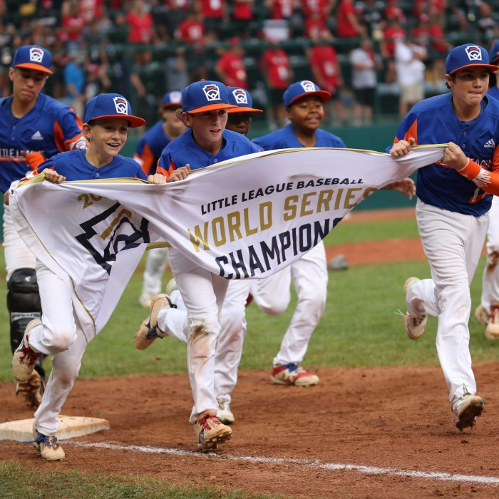 Taylor North wins Little League World Series