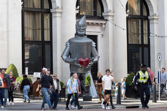 Art Prize - Tin Man by Daniel L