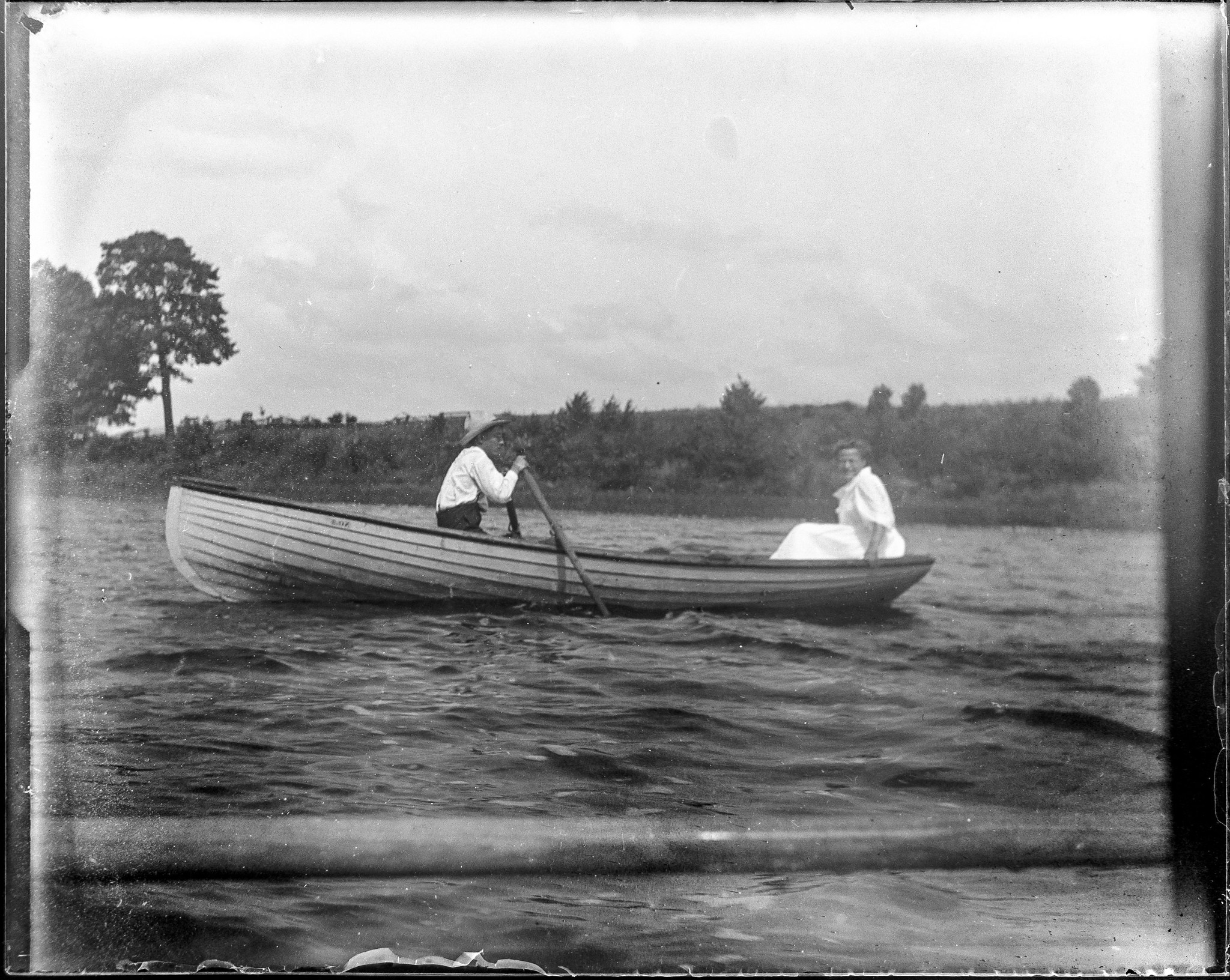 Boating Back in the Day