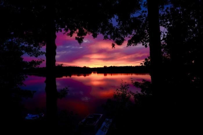 Labor Day Sunset by Dan Gaken