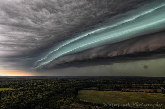 September Storm by Watermark Photography
