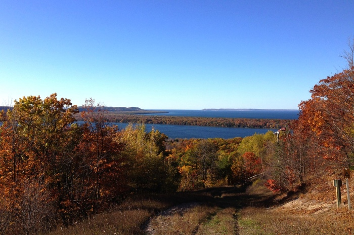 Fall Color from Sugar Loaf